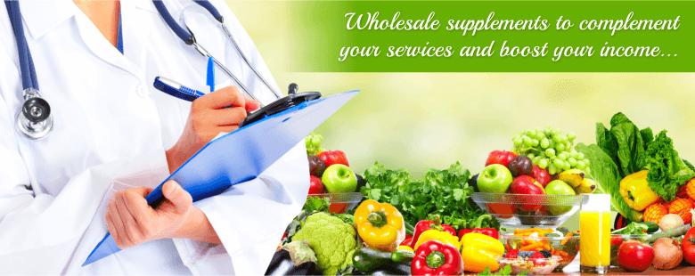 Naturopath supplements supplies