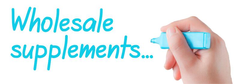 Supplements wholesaler UK