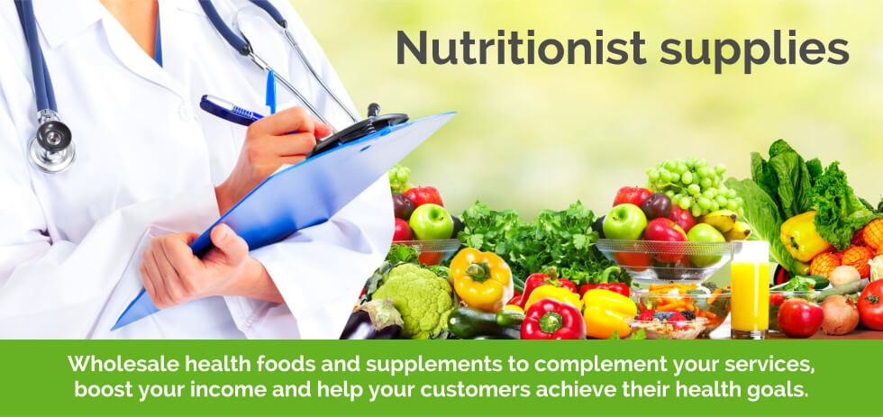Nutritionist supplies