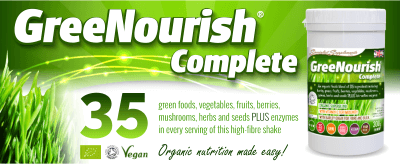 GreeNourish Complete web banner