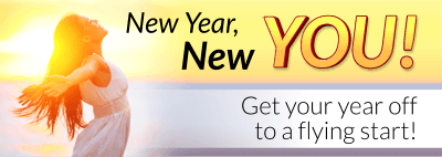 New Year, New You web banner