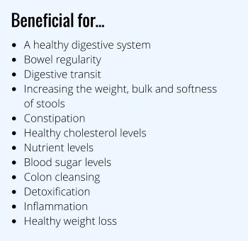 Dietary Fibre Complex benefits