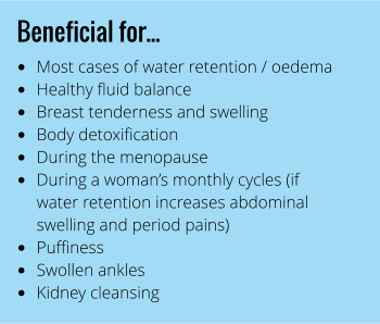 WATERgo benefits