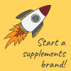 How do I make my own supplement brand?