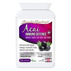 Acai Immuno Defence v2 (SN099B) caps