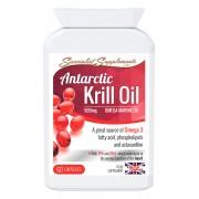 Antarctic Krill Oil v2 (KO60) gel caps