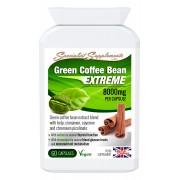 Green Coffee Bean EXTREME (GCE60) caps