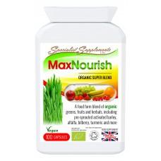 MaxNourish organic (MSFO) caps