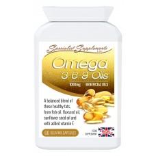 Omega 3-6-9 (SNC60) gel caps