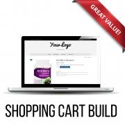 E-commerce Shopping Cart Website