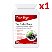 Own Label: 1x new label and pot image (as .png)