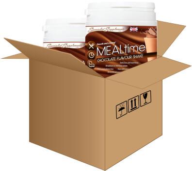Chocolate meal shake dropshipper