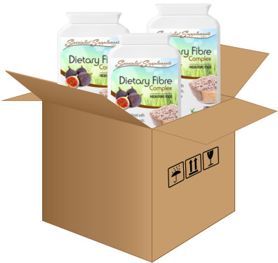 Dropshippers of dietary fibre capsules