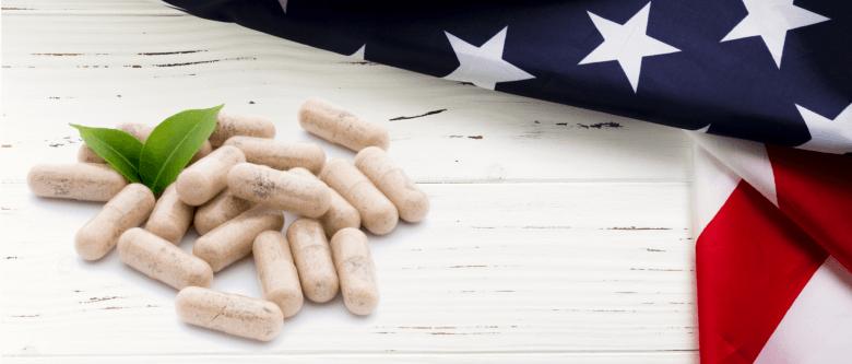 FDA registered UK supplements wholesaler
