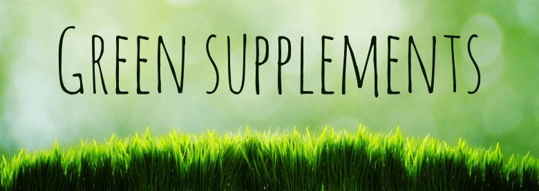 Eco-friendly supplements and packaging