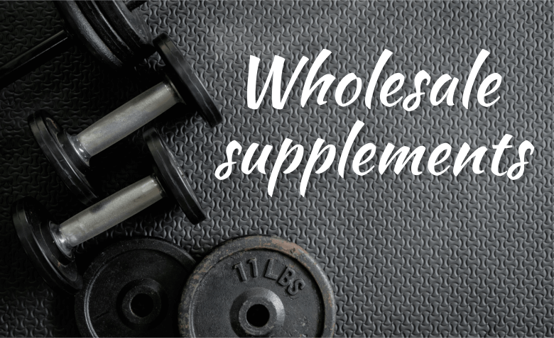 Wholesale supplements for personal trainers and gyms