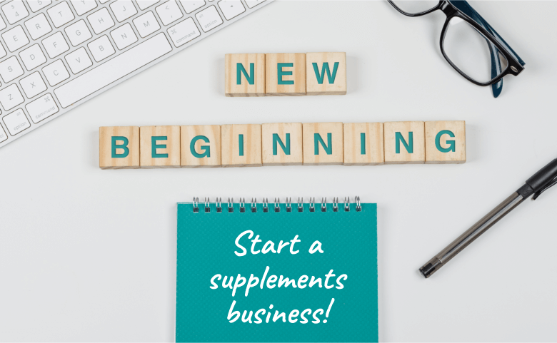Supplement business opportunity UK