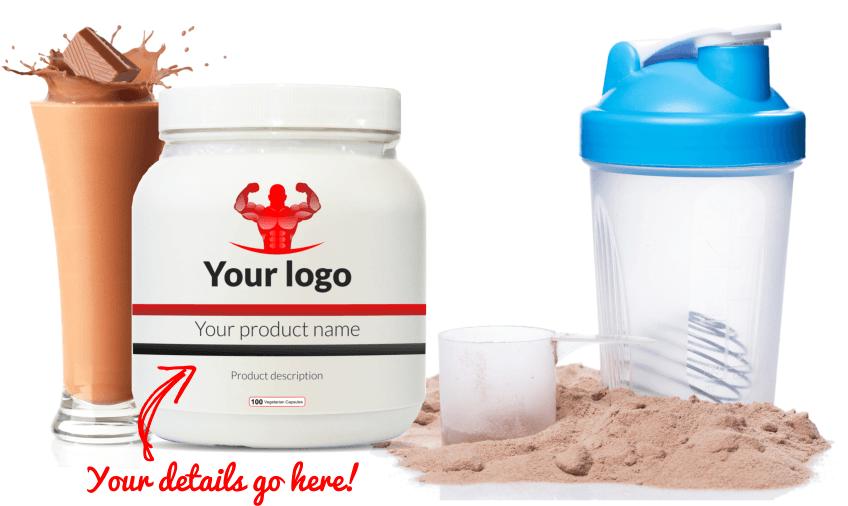 Private label protein