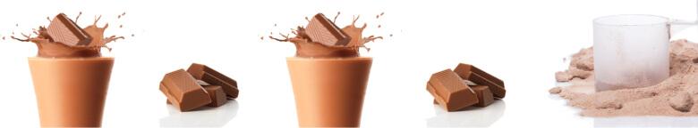 Wholesale chocolate meal shake