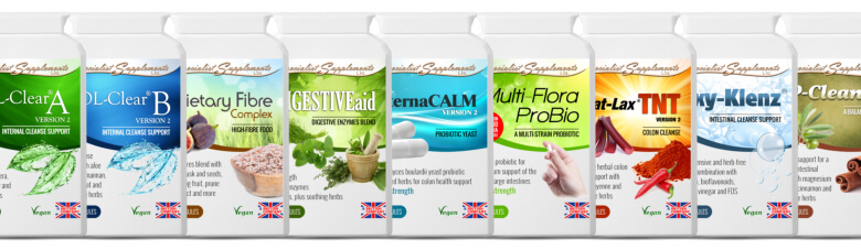 Wholesale colon cleanse supplements