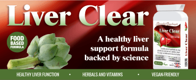 Liver Clear sale web banner