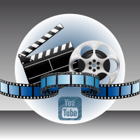 Promotional video slideshows