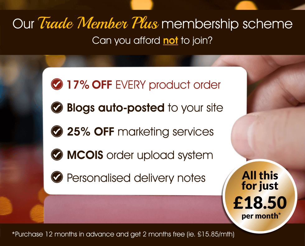 Upgrade to our optional membership scheme