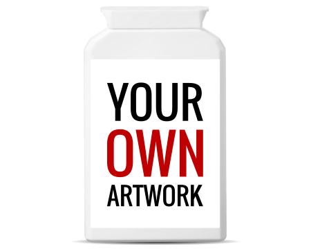 Own Label - supply your own artwork