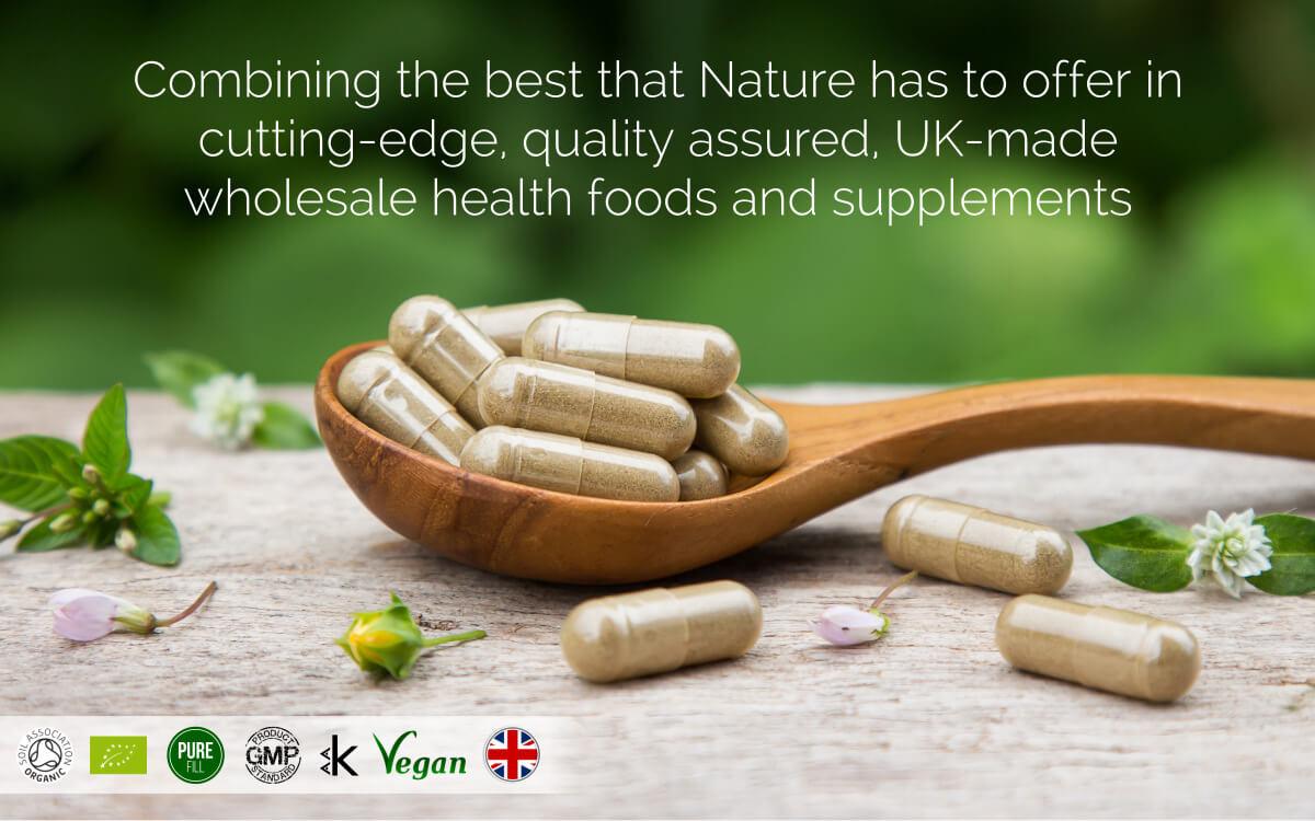 Private label wholesale supplements