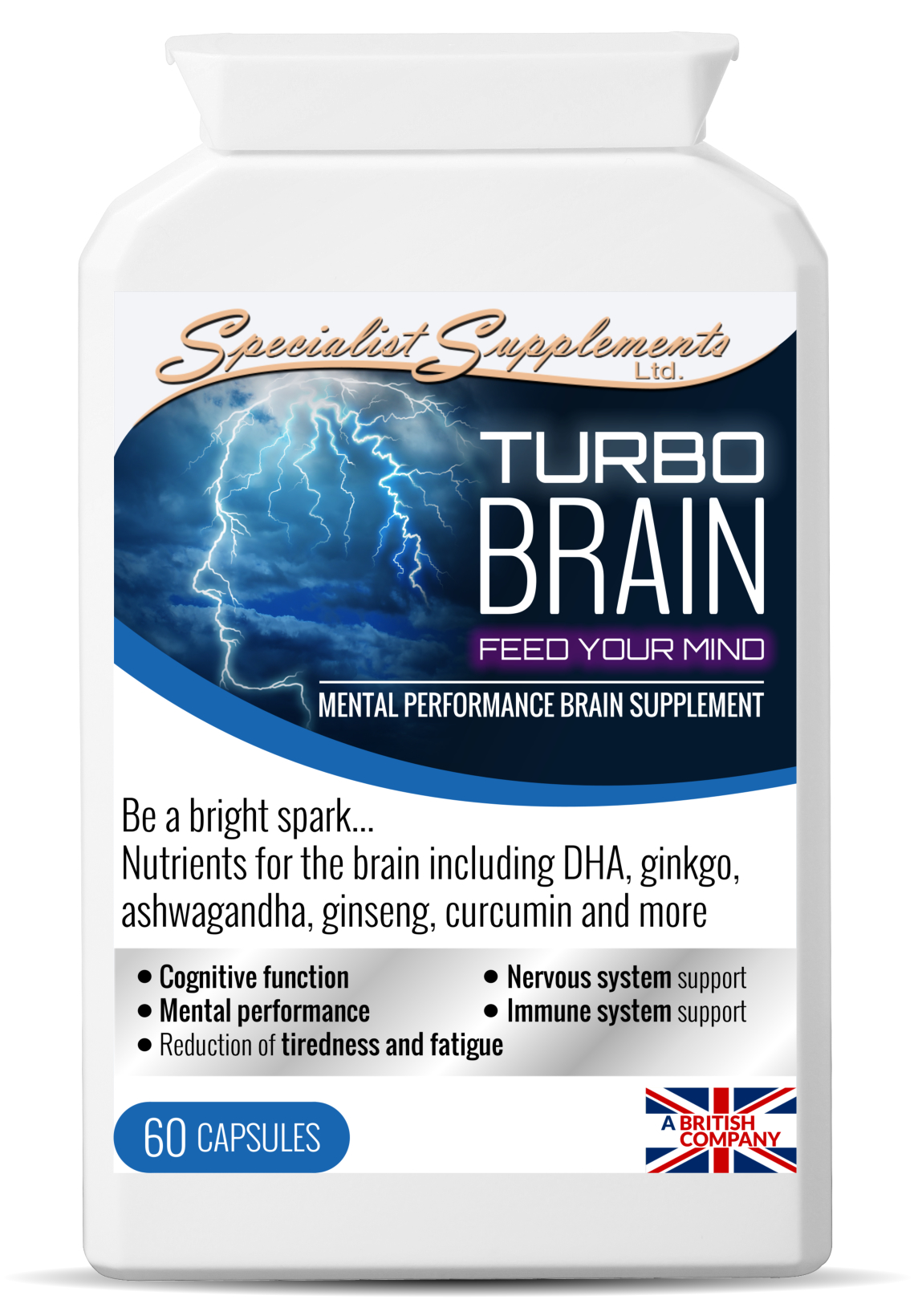 Turbo Brain