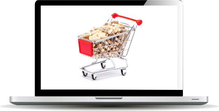 Ready-to-go shopping cart websites